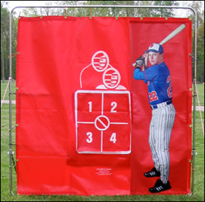 Pitcher's Mate Pitching Target